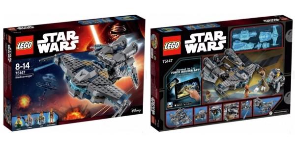 LEGO Star Wars StarScavenger £15.99 @ Argos (Expired)