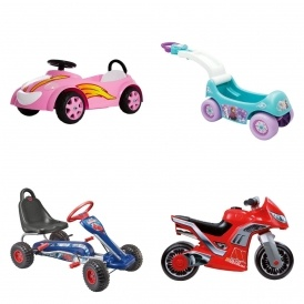 Up To 70% Off Ride On Toys @ Very