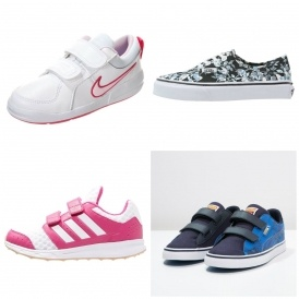 Children's Shoes From £4.80 Delivered