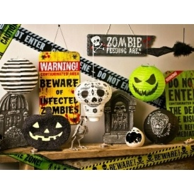 Halloween Shop Now Open @ Poundland