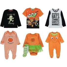 Halloween Clothing From £2 @ Asda