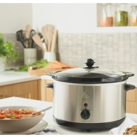 George Home 3L Slow Cooker £7