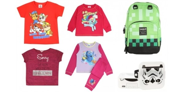 Flash Sale: 20% Off Kidswear Using Code @ Peacocks