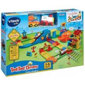 Toot-Toot Drivers Train Station £24.99