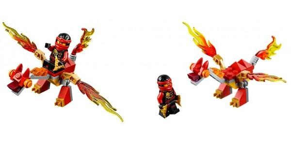 FREE Lego Ninjago Set With Orders Over £25 @ The Lego Shop