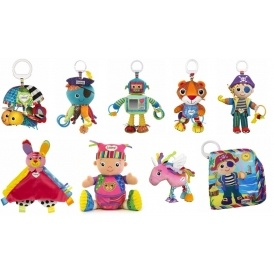 Lamaze Baby Toys From £5.99 Delivered