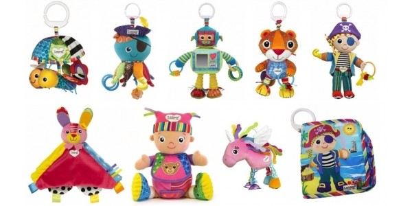 Lamaze Baby Toys From £5.99 With FREE Delivery @ Argos