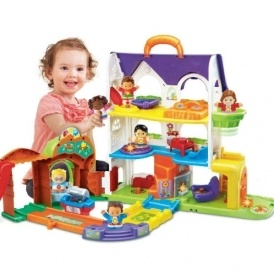 Toot Toot Discovery House £19.96