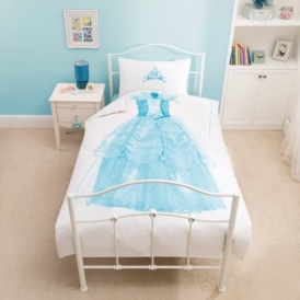 Princess Dress Duvet Set £12