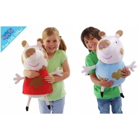 FREE Peppa Pig Soft Toy