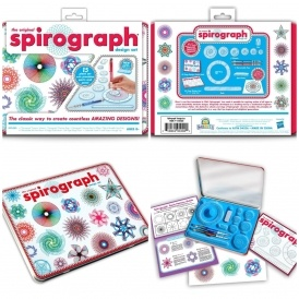 Spirograph Design Tin Set £11.95 @ Amazon