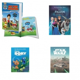 Personalised Adventures Books £9.99