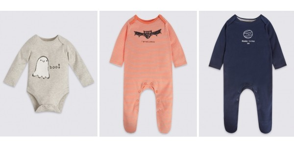Baby Halloween Clothing @ Marks & Spencer