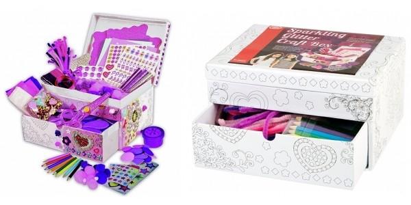 Chad Valley 1000 Piece Sparkle Craft Box £6.49 (was £12.99) @ Argos