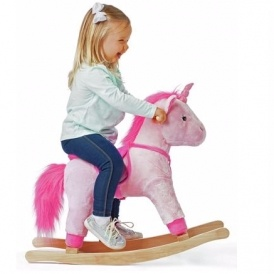 Half Price Unicorn Rocking Horse
