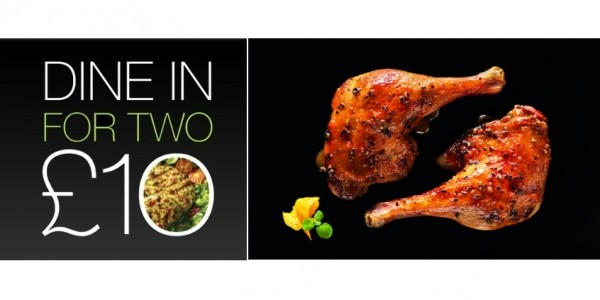 Dine In For Two Meal Deal £10 @ Marks And Spencer