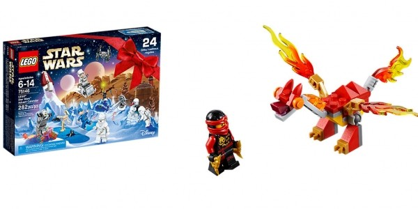 £10 Off Plus FREE Ninjago Toy When You Spend £40 (With Code) @ LEGO Shop