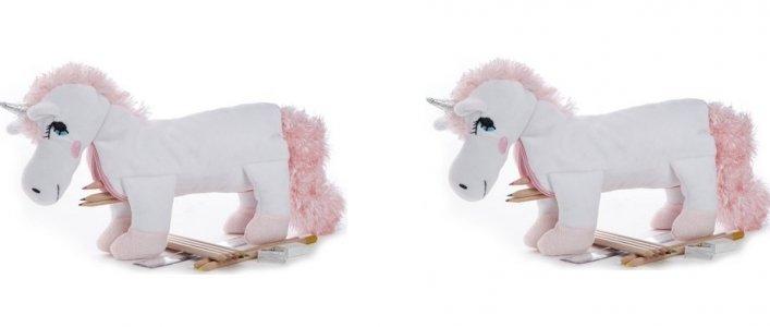 Unicorn Case & Personalised Pencils £5.99