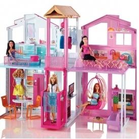 Barbie 3-Storey Townhouse £67.49 @ Amazon