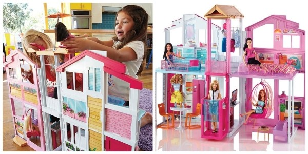 Barbie DLY32 Barbie 3-Storey Townhouse £67.49 Delivered @ Amazon