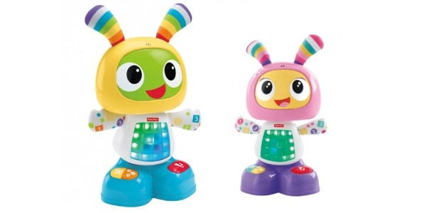 Fisher-Price Bright Beats Dance & Move BeatBo / Belle £29.95 With Free Delivery @ Amazon