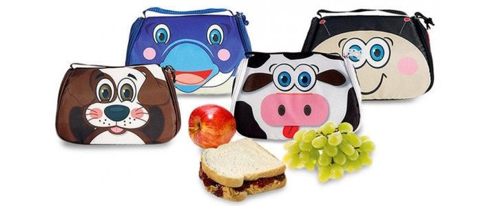 Snack Pets Freezable Lunch Box £2.99