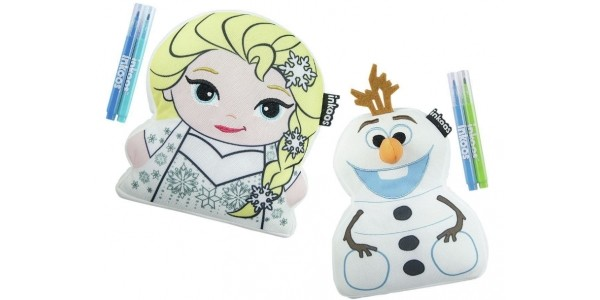 Inkoos Mini Colour 'N' Go Frozen Twin Pack £4.99 With Free Delivery @ Argos eBay