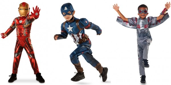 25% Off Selected Marvel Super Heroes @ The Disney Store