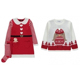 Christmas Jumpers Now On Sale @ Asda