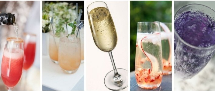 Thirst Quenching Prosecco Cocktails