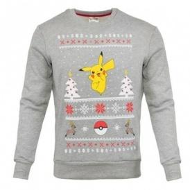 Pre-order: Pokemon Pikachu Christmas Jumper
