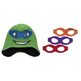 Teenage Mutant Ninja Turtles Hat & Masks £5