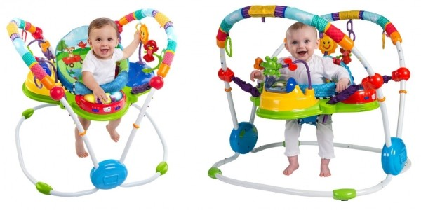 Baby Einstein Neighbourhood Friends Activity Jumper £49.99 (Using Code) @ Smyths Toys