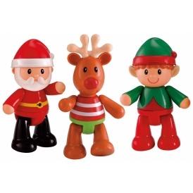 ELC Toybox Christmas Set £10