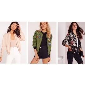 30% Off Bomber Jackets @ Missguided