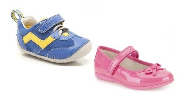 Mid Season Sale: Children's Footwear From £7 @ Clarks