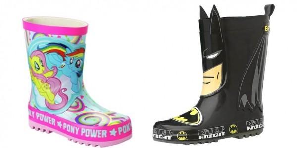 Batman/My Little Pony Wellies £7.49 @ Argos