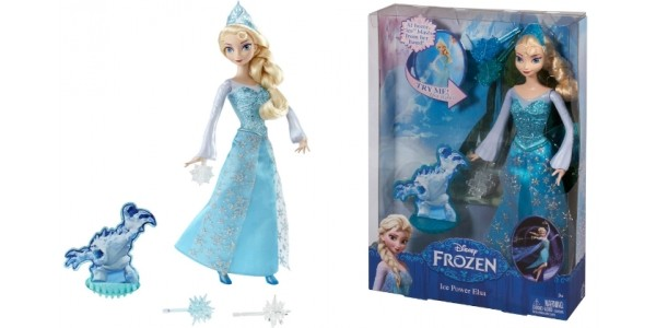 Frozen Ice Power Elsa £8.99 With Free Delivery @ Argos eBay