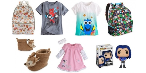 50% Off Sale Now On @ The Disney Store