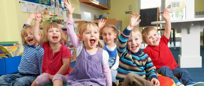 Hands Up Who Hasn't Paid Nursery Fees!