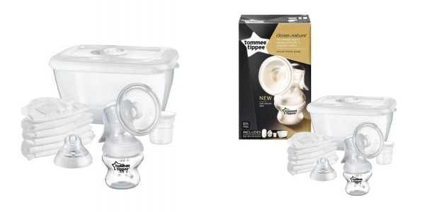 Tommee Tippee Manual Breast Pump £11 @ Amazon