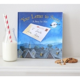 Personalised 'Your Letter To Santa' Book