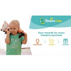 New Pampers Club App