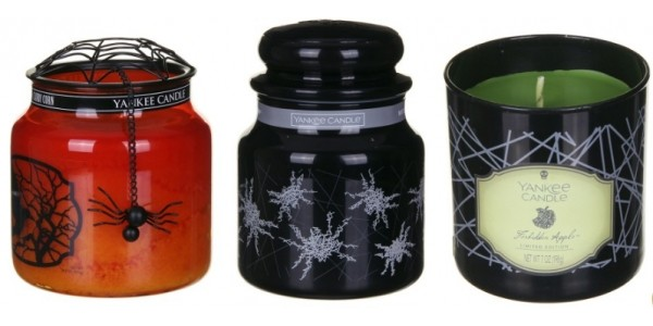 New Yankee Candle 2016 Halloween Range From £1.28 @ Temptation Gifts