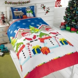 Personalised Christmas Duvet Covers £9.99