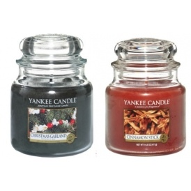 Half Price Medium Yankee Candle Jars