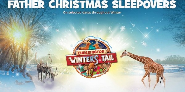 Father Christmas or Elves Sleepovers Now Booking @ Chessington
