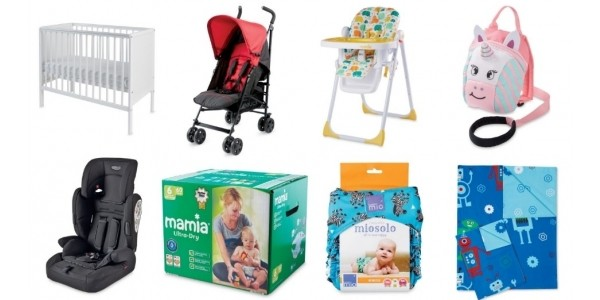 Aldi Baby & Toddler Event Online Now With FREE Delivery
