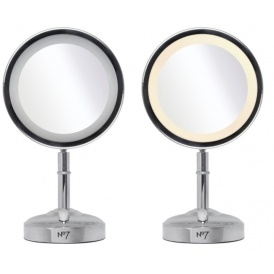 No7 Illuminated Make Up Mirror