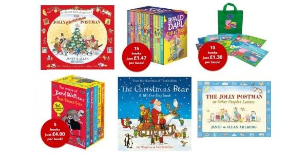 15% Off When You Spend £25 or 20% Off When You Spend £35 @ The Book People (Expired)